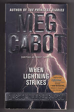 MEG CABOT: 1-800-WHERE-R-YOU Series  (Set of 4 PBs) ~ Psychic Powers ~