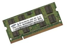 Memoria RAM 2gb netbook Samsung n140 n150 n310 n510 - 800mhz pc2-6400s Memory