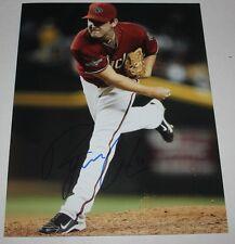 Ryan Cook signed Diamondbacks 8x10 photo COA