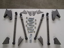 WELD ON TRIANGULATED REAR SUSPENSION KIT FOR 1932 FORD * TRIANGULATED 4 LINK