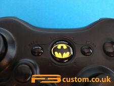 CUSTOM XBOX 360 * BATMAN LOGO * pulsante di guida