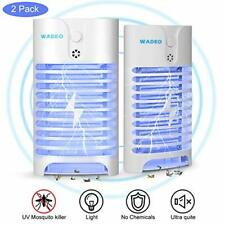 WADEO Lampe Anti Moustique Électrique UV Tueur de Moustique Tueur D'insectes ...