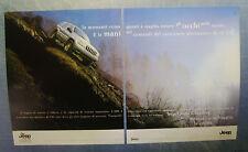AUTO2000-PUBBLICITA'/ADVERTISING-2000- JEEP GRAND CHEROKEE
