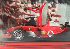 Hotwheels Michael Schumacher 2004 World Champion