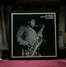 The Complete Blue Note 45 Sessions Of Ike Quebec 1987 Mosaic Numbered MR3-121