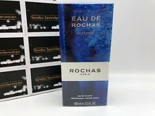 Original Eau de Rochas Paris Homme. 3.4oz Never Used