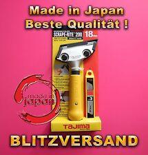 TOP! Universalschaber 200 mm Tajima SCR-L200 (18mm Klingen) Made in Japan 2018