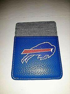Buffalo Bills Front Pocket Wallet