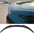 Fits 17-22 Tesla Model 3 IKON Style Trunk Spoiler Tail Wing - Carbon Fiber Print