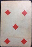 c1848 Transparent Secret Explicit Playing Cards Single Hidden Coitus Image +COA
