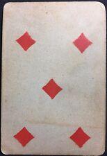 c1848 Rare Transparent Secret Explicit Playing Cards Single Hidden Coitus Image