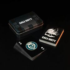 Call of Duty Playing Cards Video Gaming Merchandise - Boxed