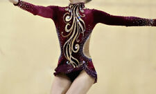 New listing Competition leotard Rhythmic Gymnastics or Ice Skating 140-150 cm girl