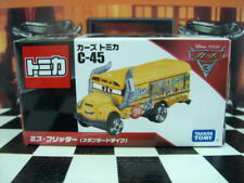 TOMICA C-45 CARS MISS FRITTER Standard Type SCHOOL BUS NEW IN BOX
