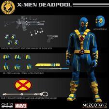 Mezco One:12 Collective SDCC Deadpool X-Men Action Figure NEW