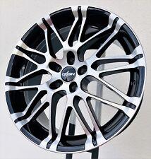 Oxigin14 black polish 8,5x19 5-112 ET35 Audi Q3