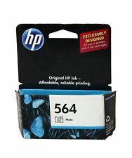 HP 564 Photo Black Ink Cartridge CB317WN Genuine New