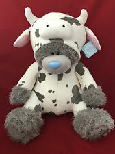 """ME TO YOU BEAR TATTY TEDDY NEW 2017 X-LARGE 24"""" FARM YARD OUTFIT COW GIFT"""