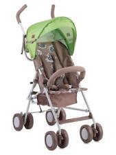 Poussette de promenade léger vert pour bébé