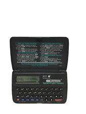 Seiko Instruments Sii Berlitz Spanish To English Translator Tested Works Great