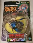 Transformers RATTRAP Beast Wars Walmart Special Edition Transmetals 1999 NISP
