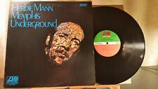 Herbie Mann Memphis Underground Atlantic SD 1522 AT/GP pressing