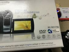 New ListingSamsung Sc-Dc173U Dvd Camcorder with 34x Optical Zoom, Silver