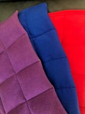 Handmade Weighted Therapy Lap Pad / Lap Blanket, ASD, ADHD, Aspergers, Sensory