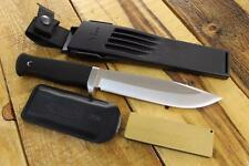 NEW Fallkniven A1 PRO Survival Knife, Zytel Sheath & Laminate Cobalt Steel Blade