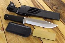 NEW Fallkniven A1 PRO Survival Knife, Zytel Sheath & Laminate Cobalt Steel Blade