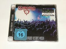 HYPOCRISY - Hypocrisy Destroys Wacken CD+DVD Re-Release 2009, NEU, OVP, SEHR RAR