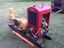 Vintage Le Roi MP-2 Engine And Fairbanks Morse Pump