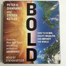 Bold: How to Go Big, Make Bank, and Better the World Fast Free Shipping!