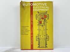 AUTOMOTIVE ELECTRICAL EQUIPMENT 4th Ed William H Crouse VEHICLE AUTO Collect 59
