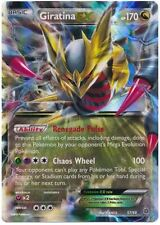 Pokemon TCG Ancient Origins - Giratina EX 57/98 Ultra Rare MINT