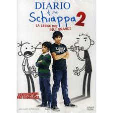 Diario Di Una Schiappa 2 - La Legge Dei Piu' Grandi  [Dvd Nuovo]