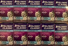 ⚡️NEW⚡️Feliway Classic 🐈 30 Day Refill for Diffuser 😸10 Bottles 48 ml 😻