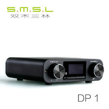 SMSL DP1 Multifunction Digital Player Audio DAC/Built-in Headphone Amplifier
