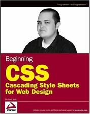Beginning CSS : Cascading Style Sheets for Web Design by Richard York