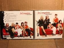"""La Conquista """"Venciendo"""" CD Album latin cumbia pop world daddy yankee shakira"""