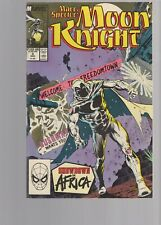 Marc Spector   MOON KNIGHT 3  /  TV SERIES ANNOUNCED  MARVEL COMICS