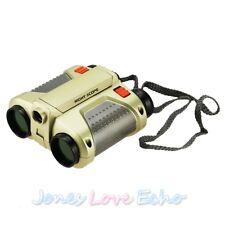 4 x 30mm Night Vision Surveillance Scope Binoculars with Pop-up Light US