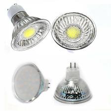 LED GU10 230V GU5.3 / MR16 12V 3 Watt Licht Leuchte Spot Strahler SMD 10er SET