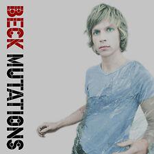 "Beck Mutations LP Vinyl Europe 2017 11 Track Repress With Bonus 7"" Booklet &"