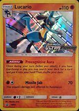 Pokemon Sun & Moon Ultra Prism (Pre-Release): Lucario SM95 Black Star Promo NM