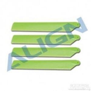 Align Trex 150X - 120 Main Blades - Green - HD123CT