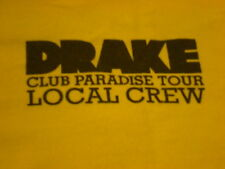 Drake Club Paradise Local Crew T-shirt Size XL