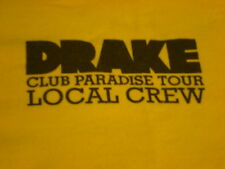 Drake Club Paradise Local Crew T-shirt Size XL