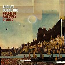 AUGUST BURNS RED-FOUND IN FAR AWAY PLACES  VINYL LP NEW
