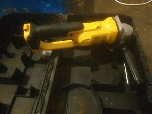 Dewalt DCG412 Cordless Angle Grinder Cutter Body Only